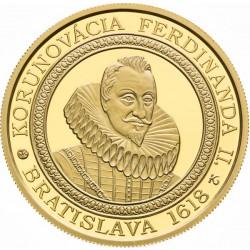 Bratislavské korunovácie - 400. výročie korunovácie Ferdinanda II. (2018)