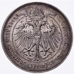 Strelecký zlatník 1868
