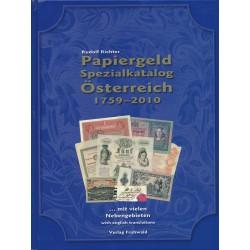 Richter, Papiergeld-Spezialkatalog Österreich 1759-2010